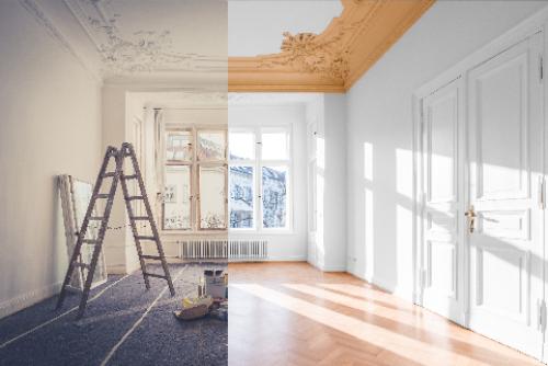 Limpieza profunda del local y eliminación de todos los restos generados por la obra. Nuestra eficacia nos permite dejar habitable el piso o la oficina lo antes posible.