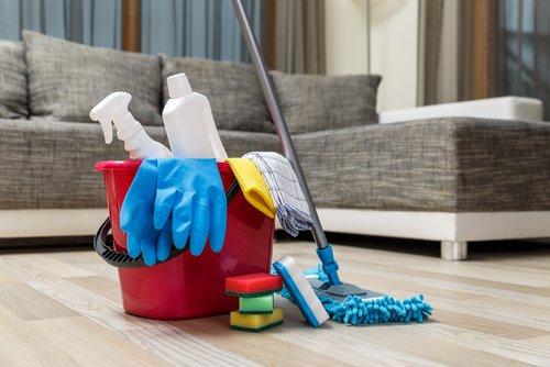 Limpieza a domicilio