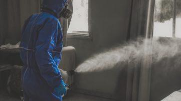 El desinfectante y antiséptico más eficaz para cualquier Bacteria y Virus. Es un gas con agradable olor, es inocuo con el Medio Ambiente e inofensivo para las personas, y no afecta al material sobre el cual se aplica.